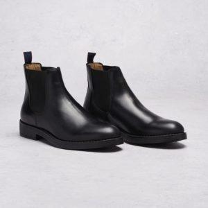Gant Oscar Leather G00 Black