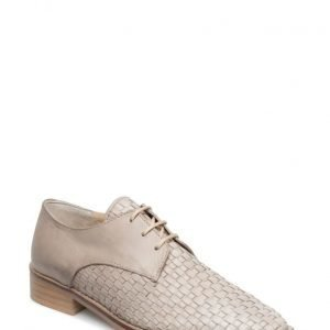 Gardenia Shoe W Braided Front
