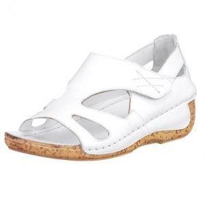 Gemini Sandaalit Valkoinen