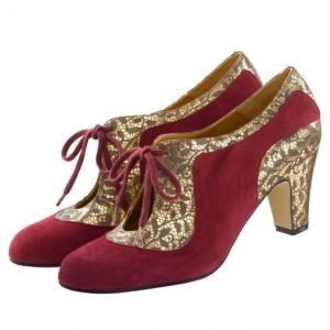 Gennia Kengät Punainen
