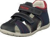Geox B Kaytan Navy/Red