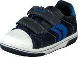 Geox Baby Flick Boy Navy/Royal