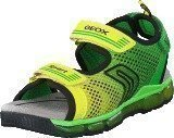 Geox Sandal Android Boy Lime Green