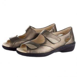 Goldkrone Sandaalit Pronssinvärinen