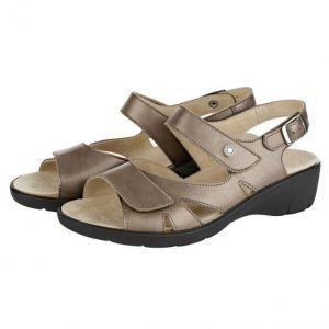 Goldkrone Sandaletit Pronssinvärinen