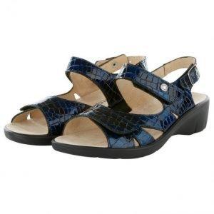 Goldkrone Sandaletit Tummansininen