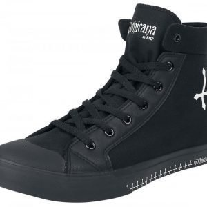 Gothicana by EMP Catching Fire Sneaker Varsitennarit