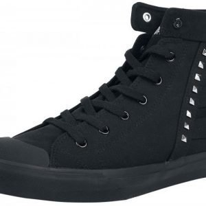 Gothicana by EMP Studded Straps Sneaker Varsitennarit