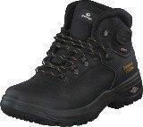 Graninge Leather Boot 521 Black