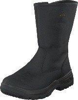 Graninge Leather Boot 561 Black