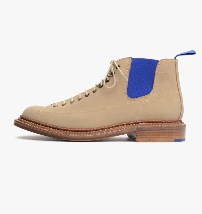 Grenson x Neighborhood x The Fourness Boot