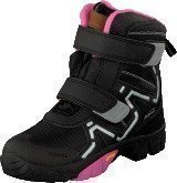 Gulliver 430-0993 Boots Waterproof Black/Fuchsia