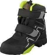 Gulliver 430-0993 Boots Waterproof Black/Lime