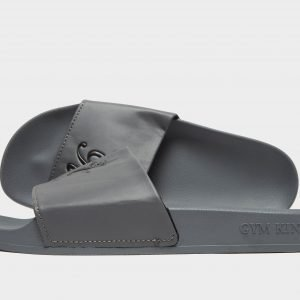 Gym King Slides Harmaa