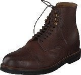 H By Hudson Wantage Calf Brown