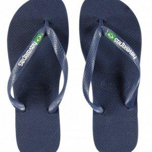 Havaianas Brasil Logo Sandaalit