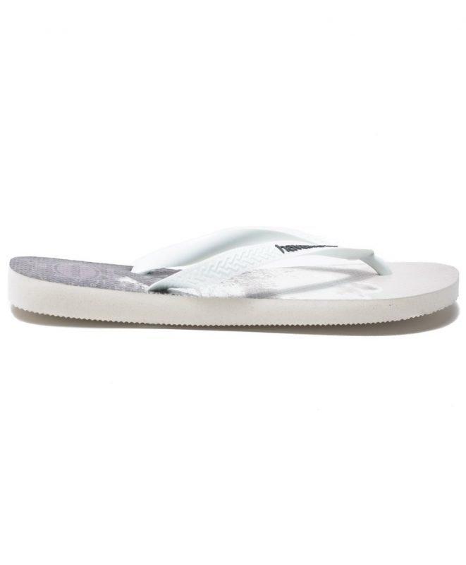 Havaianas Hype 8619 White/White/Grey