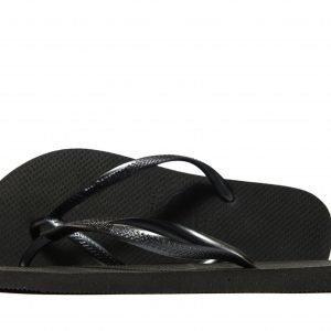 Havaianas Slim Sandaalit Musta