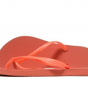 Havaianas Slim Sandaalit Oranssi