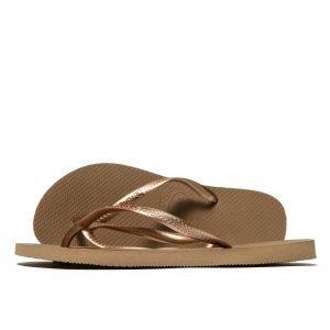 Havaianas Slim Sandaalit Rose Gold