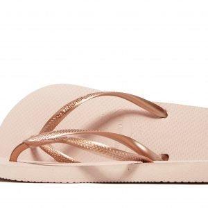 Havaianas Slim Sandaalit Rose Pink