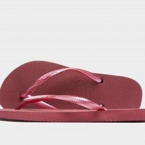 Havaianas Slim Sandaalit Vaaleanpunainen