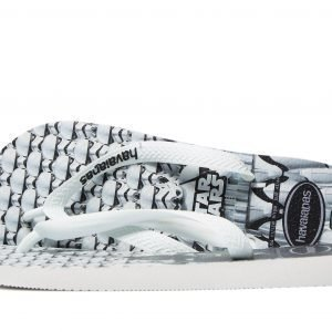 Havaianas Star Wars Flip Flops Valkoinen