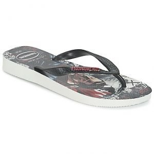 Havaianas TOP SUPERMAN rantasandaalit