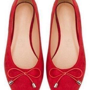 Have2have Ballerinat Punainen