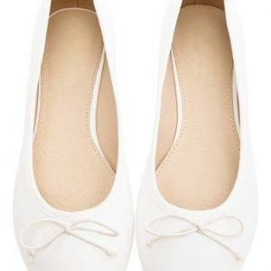 Have2have Ballerinat Valkoinen
