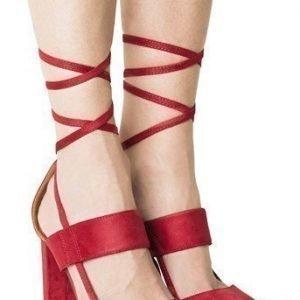 Have2have Kengät Punainen