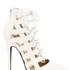 Have2have Korkeakorkoiset nauhalliset kengät