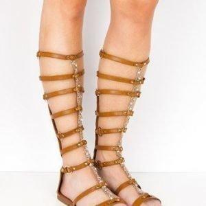 Have2have Sandaalit Ruskea