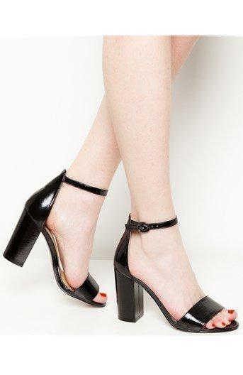 Have2have Sandaletit Musta