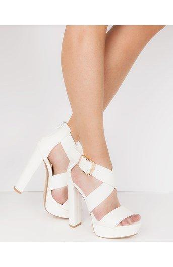 Have2have Sandaletit Valkoinen