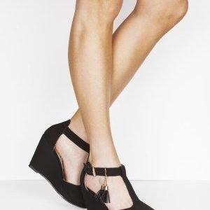 Have2have Sandaletit kiilakoroilla