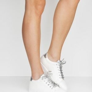 Have2have Sneakerit Valkoinen Hopea