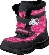 Hello Kitty 424377 Black/Fuxia