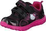 Hello Kitty 432960 Black/Fuxia