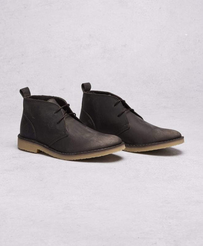 Henri Lloyd Churton Boot Prime Dark Brown