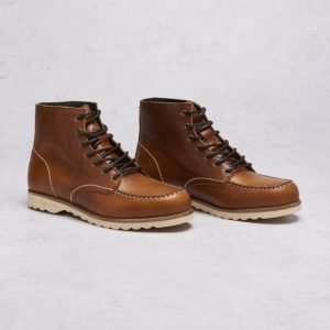Henri Lloyd Coast Boot Brown