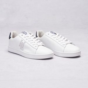 Henri Lloyd Lace Trainer White / Navy