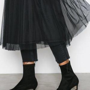 Henry Kole Corinne Ankle Boots Saapikkaat Musta