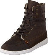 Hub Footwear Tin Dk Brown