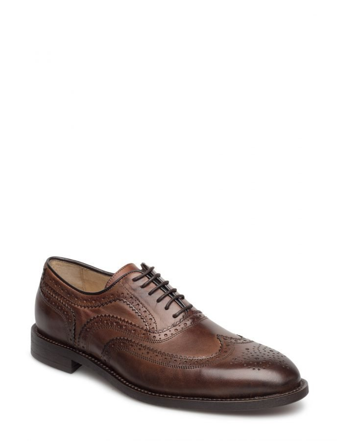 Hudson London Heyford Calf
