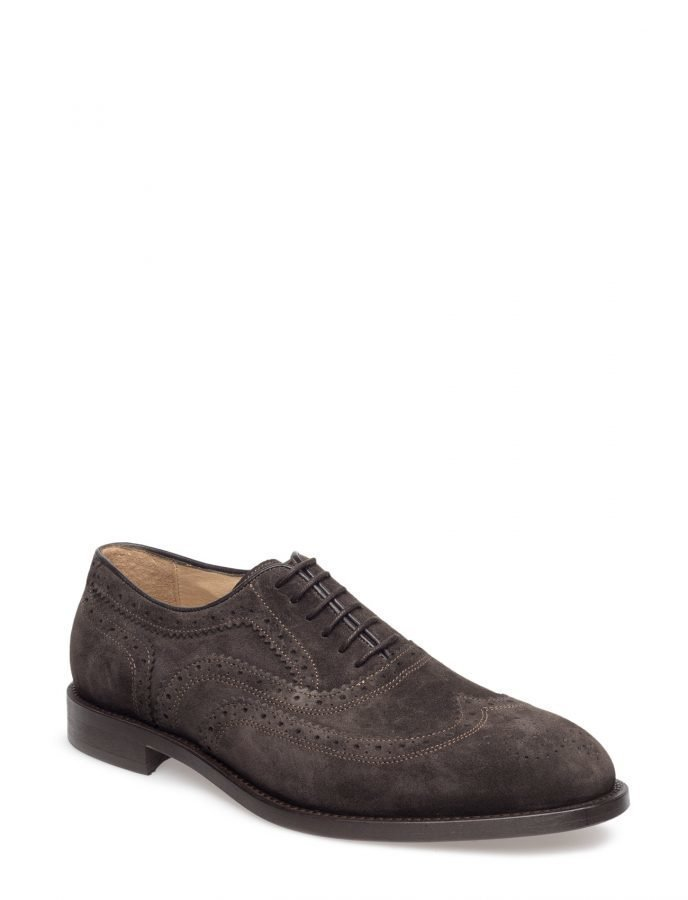 Hudson London Heyford Suede