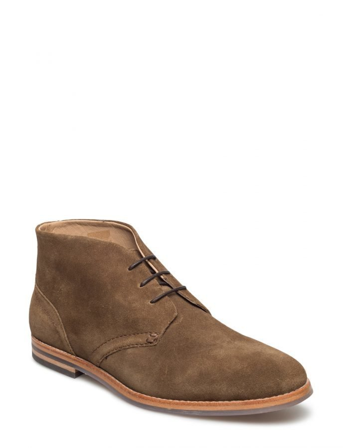 Hudson London Houghton 3 Suede