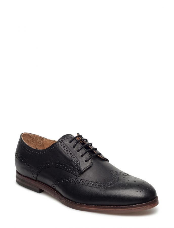 Hudson London Talbot Calf