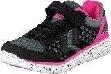 Hummel Hummel Crosslite Jr Lo Black/Pink