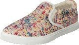 Hummel Slip-on flower junior Multi colour girls